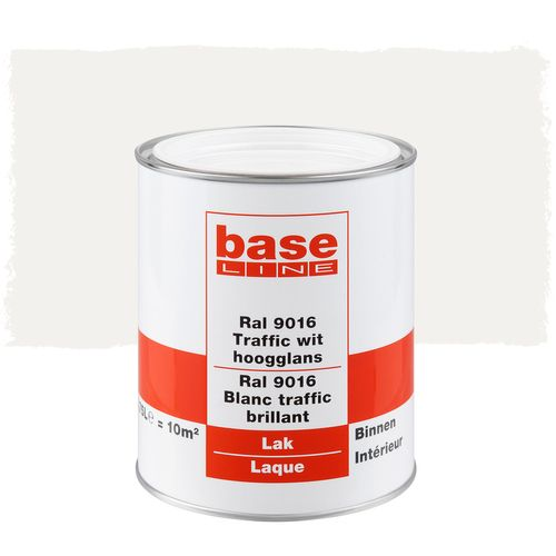 Laque Baseline blanc brillant 750ml
