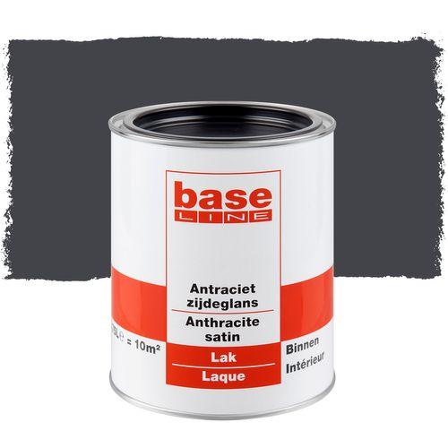 Laque Baseline anthracite satin 750ml
