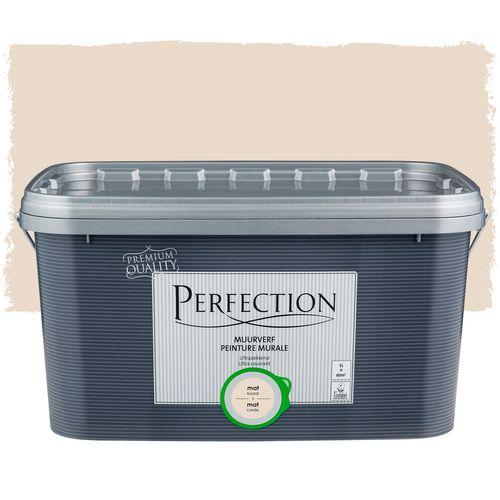 Perfection muurverf Ultradekkend mat koord 5L
