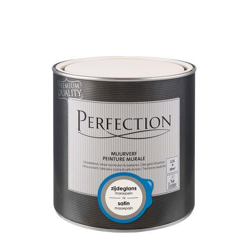 Perfection muurverf Ultradekkend zijdeglans marsepein 2,5L