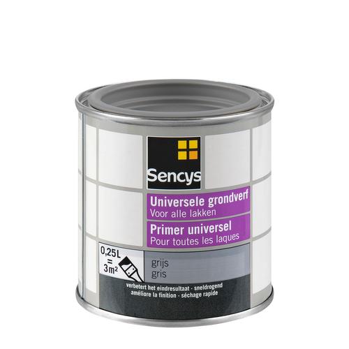 Primer Sencys universel gris 250 ml