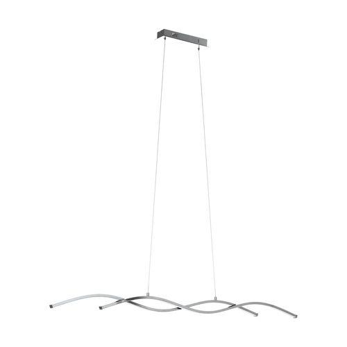 Suspension LED EGLO Lasana2 blanche 2x14W