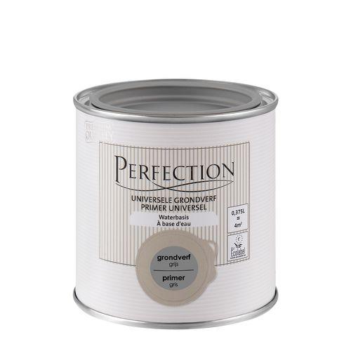 Perfection universele grondverf waterbasis grijs 375ml