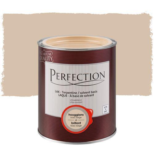 Laque Perfection 'Super Couvrant' beige basic brillant 750ml
