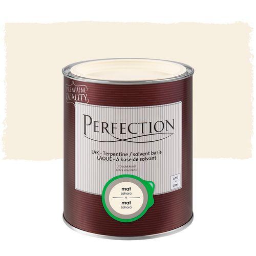 Laque Perfection 'Super Couvrant' sahara mat 750ml