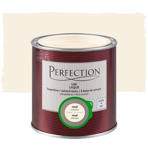 Laque Perfection 'Super Couvrant' sahara mat 375ml