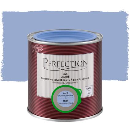 Laque Perfection 'Super Couvrant' bleu provence mat 375ml
