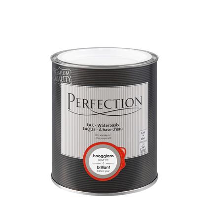 Laque Perfection blanc pur brillant 750ml