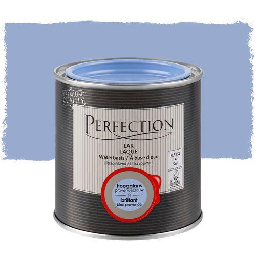 Perfection lak Ultradekkend hoogglans provence blauw 375ml