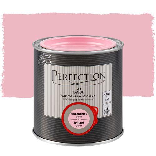 Laque Perfection blush brillant 375ml