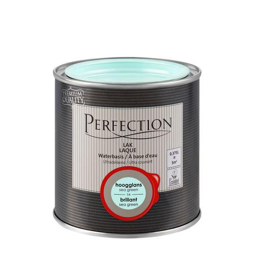 Perfection lak Ultradekkend hoogglans sea green 375ml