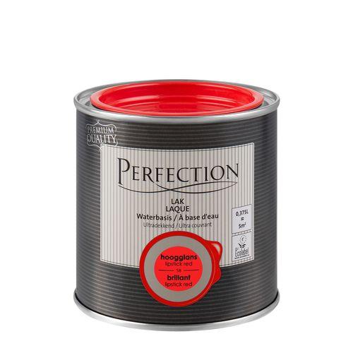 Perfection lak Ultradekkend hoogglans lipstick red 375ml