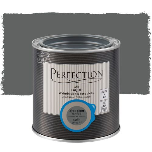 Laque Perfection gris gobi satin 375ml