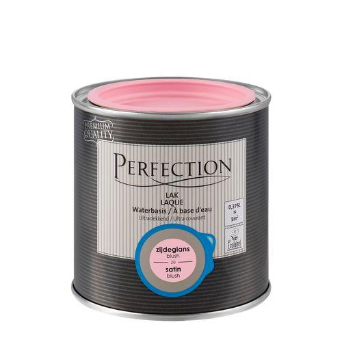 Perfection lak Ultradekkend zijdeglans blush 375ml