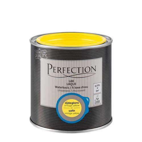 Perfection lak Ultradekkend zijdeglans vintage yellow 375ml