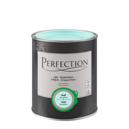 Perfection lak sea green mat 750ml