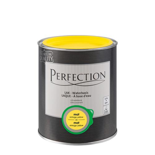 Perfection lak vintage yellow mat 750ml