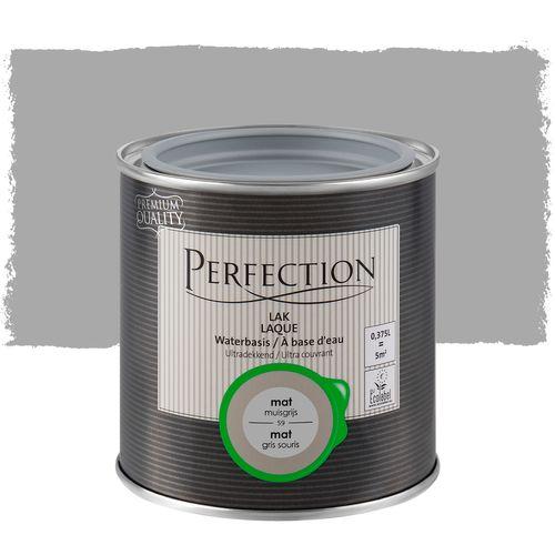 Laque Perfection gris souris mat 375ml