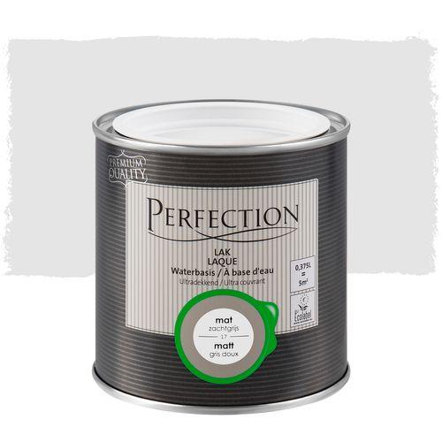 Laque Perfection Ultra couvrant mat gris doux 375ml