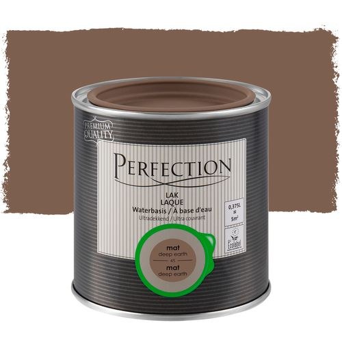 Laque Perfection deep earth mat 375ml
