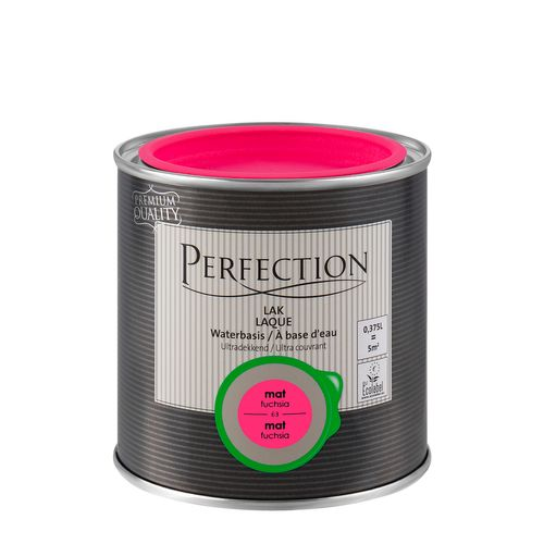 Laque Perfection fuchsia mat 375ml