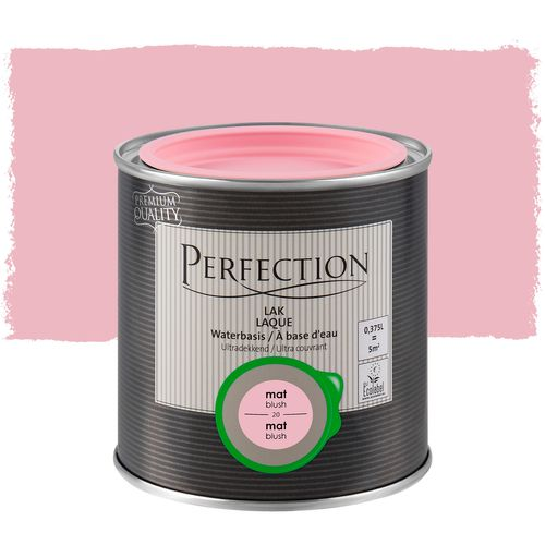 Laque Perfection blush mat 375ml