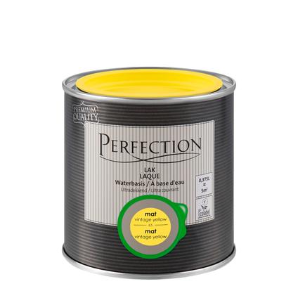 Perfection lak vintage yellow mat 375ml