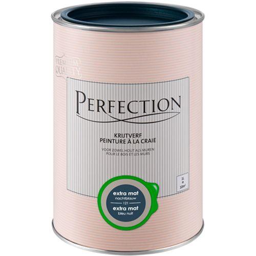 Perfection Krijtverf Nachtblauw 1L