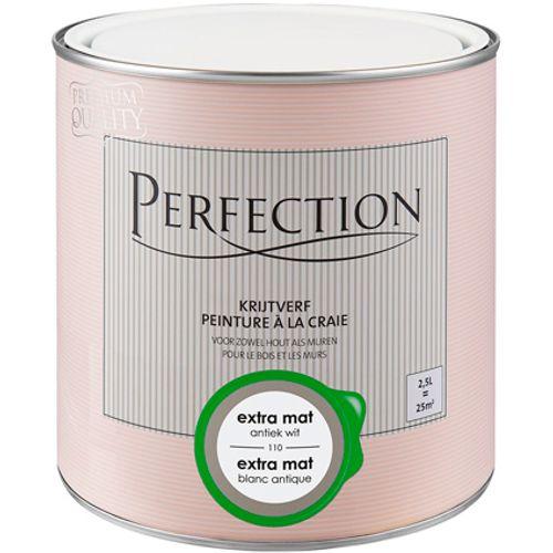 Perfection Krijtverf Antiek Wit 2,5L