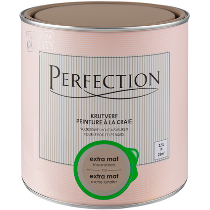 Perfection Krijtverf Maansteen 2,5L