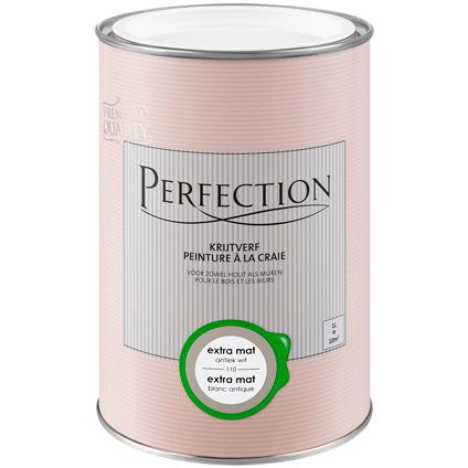 Perfection Krijtverf Antiek Wit 1L