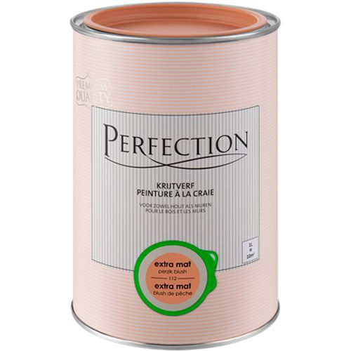 Perfection Krijtverf Perzik Blush 1L