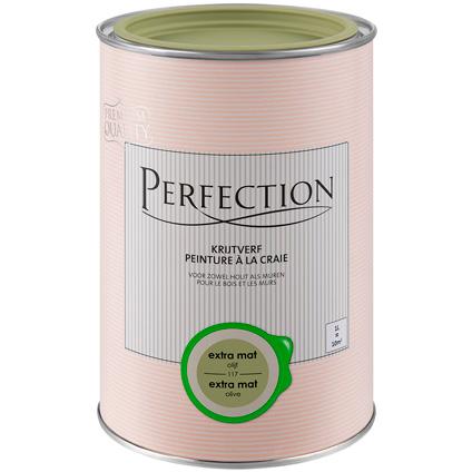 Perfection Krijtverf Olijf 1L