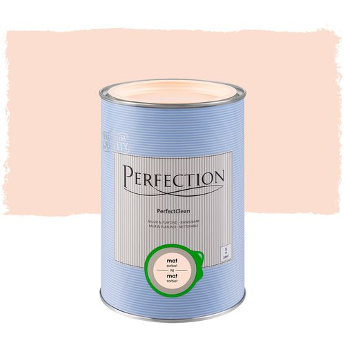 Perfection PerfectClean Muur & Plafond mat sorbet 1L