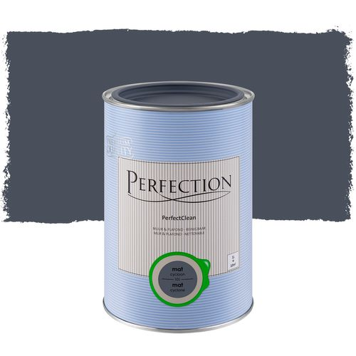 Perfection muurverf PerfectClean Muur & Plafond mat cycloon 1L