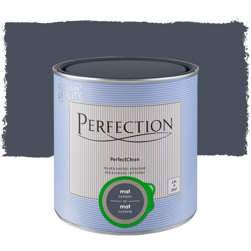 Peinture Perfection PerfectClean Mur & plafond mat cyclone 2,5L