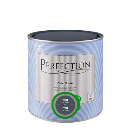 Peinture Perfection PerfectClean Mur & plafond mat cyclone 2,5L