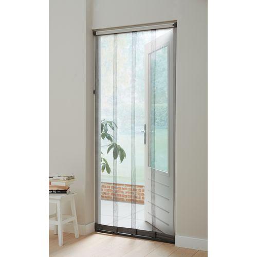 Bruynzeel lamellenhor deur s700 95x235cm grijs