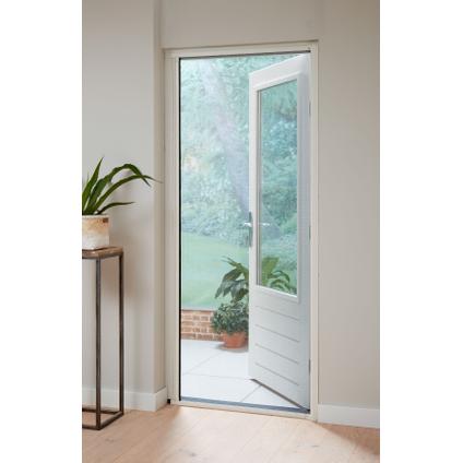 Bruynzeel rolhor deur s700 110x235cm wit