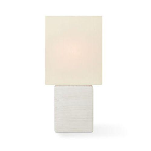 Lampe de table Home Sweet Home 'Charm' beige 40 W
