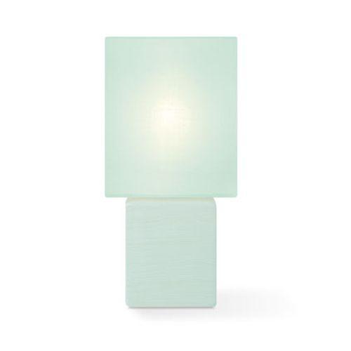 Lampe de table Home Sweet Home 'Charm' vert 40 W