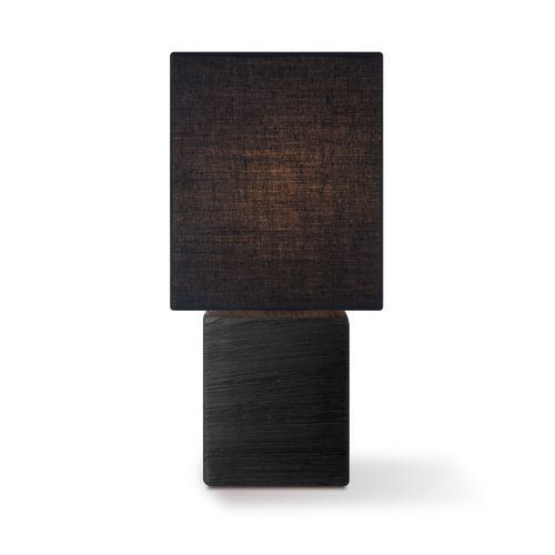 Home Sweet Home tafellamp 'Charm' zwart 40 W