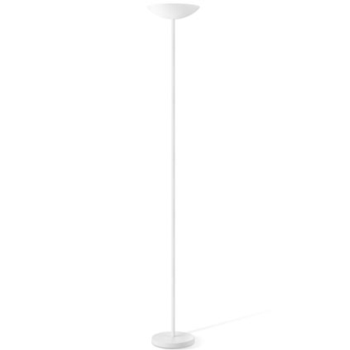 Lampadaire Home Sweet Home 'Easy' sable blanc 12,5 W