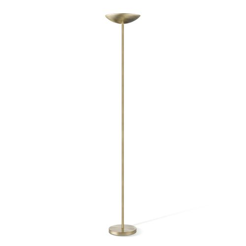 Lampadaire Home Sweet Home 'Easy' laiton 12,5 W