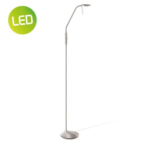 Home Sweet Home staanlamp 'Uno' mat staal 5 W