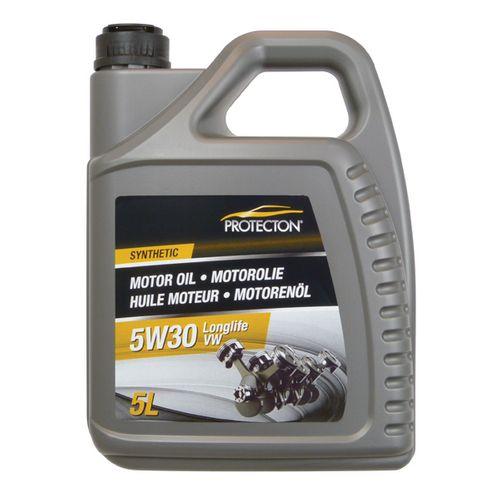 Protecton motorolie Longlife VW 5W30 5L