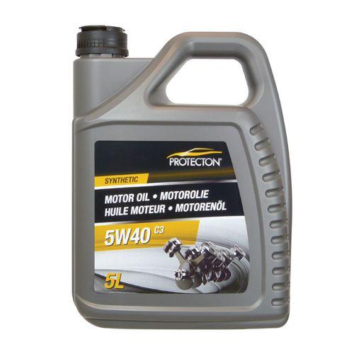 Protecton motorolie C3 5W40 synthetisch 5L