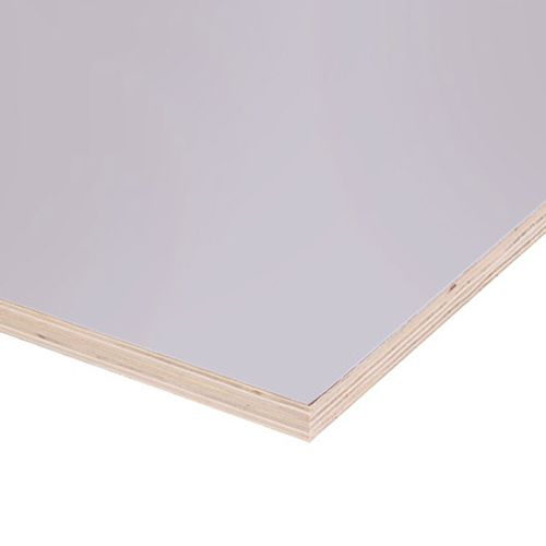 Vederprime EN 636-2 FSC 2-zijdig UV wit gegrond  250x122 cm, 12 mm
