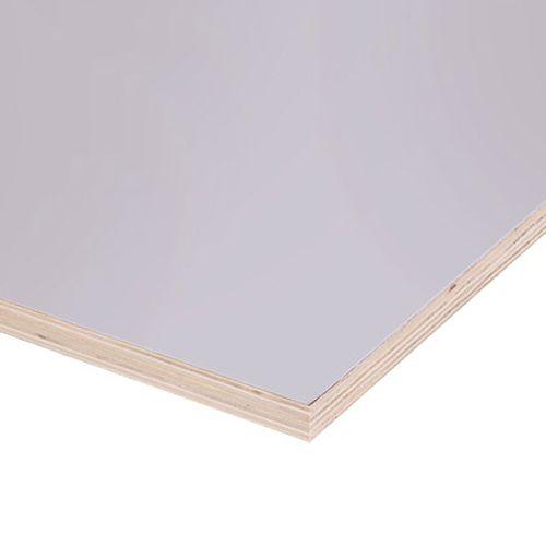 Vederprime EN 636-2 FSC 2-zijdig UV wit gegrond  250x122 cm, 18 mm