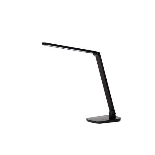 Lucide tafellamp 'Vario' zwart 8W